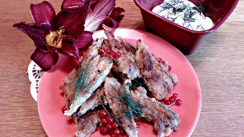 Рецепты из лилейников