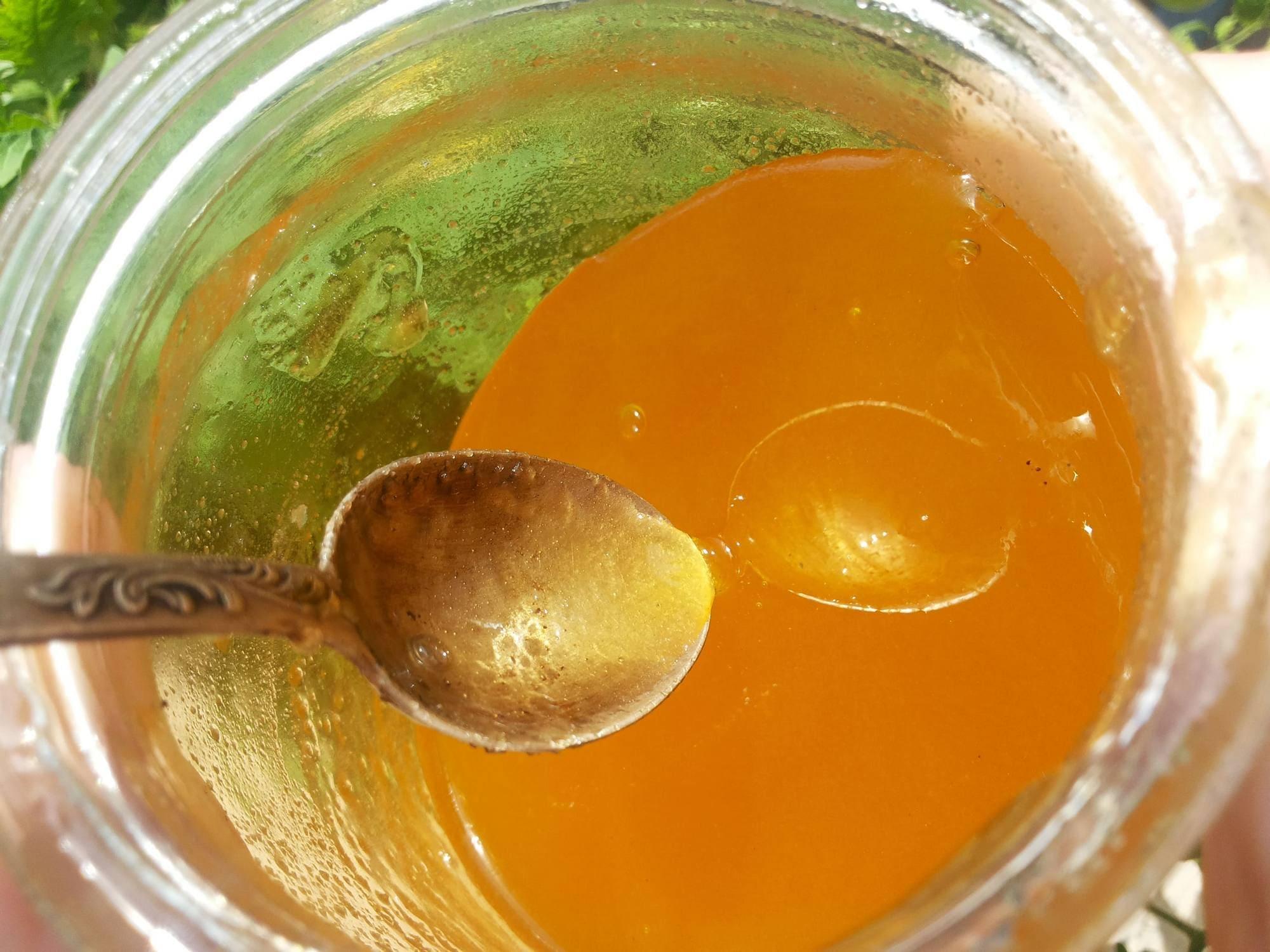 Растопленный мед