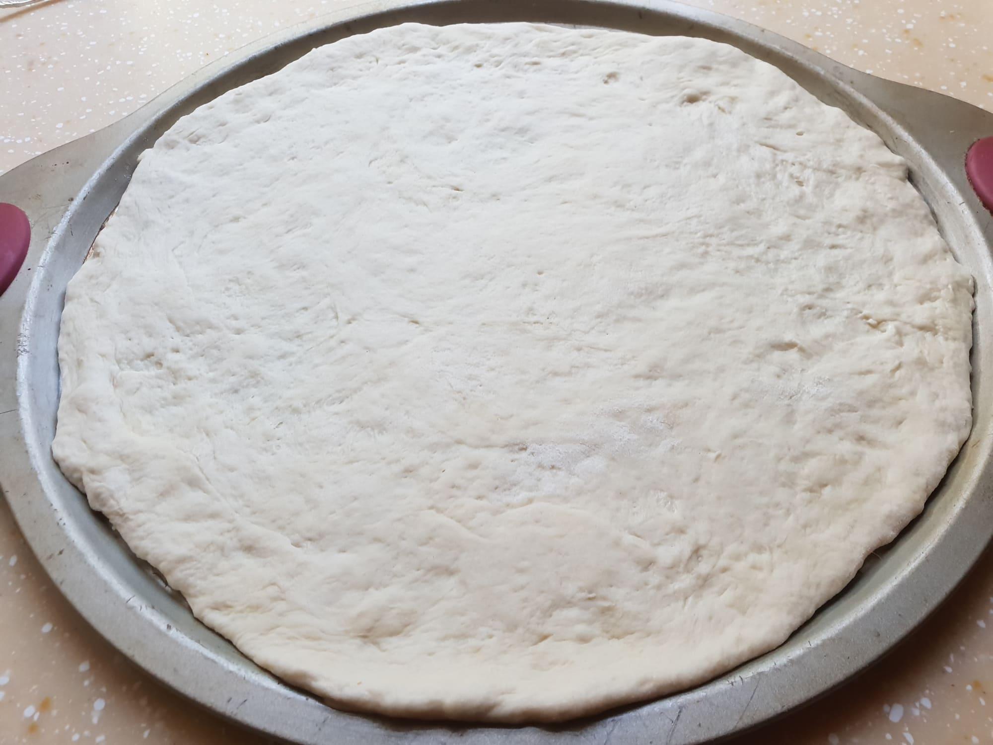 Тесто для пиццы Маргарита