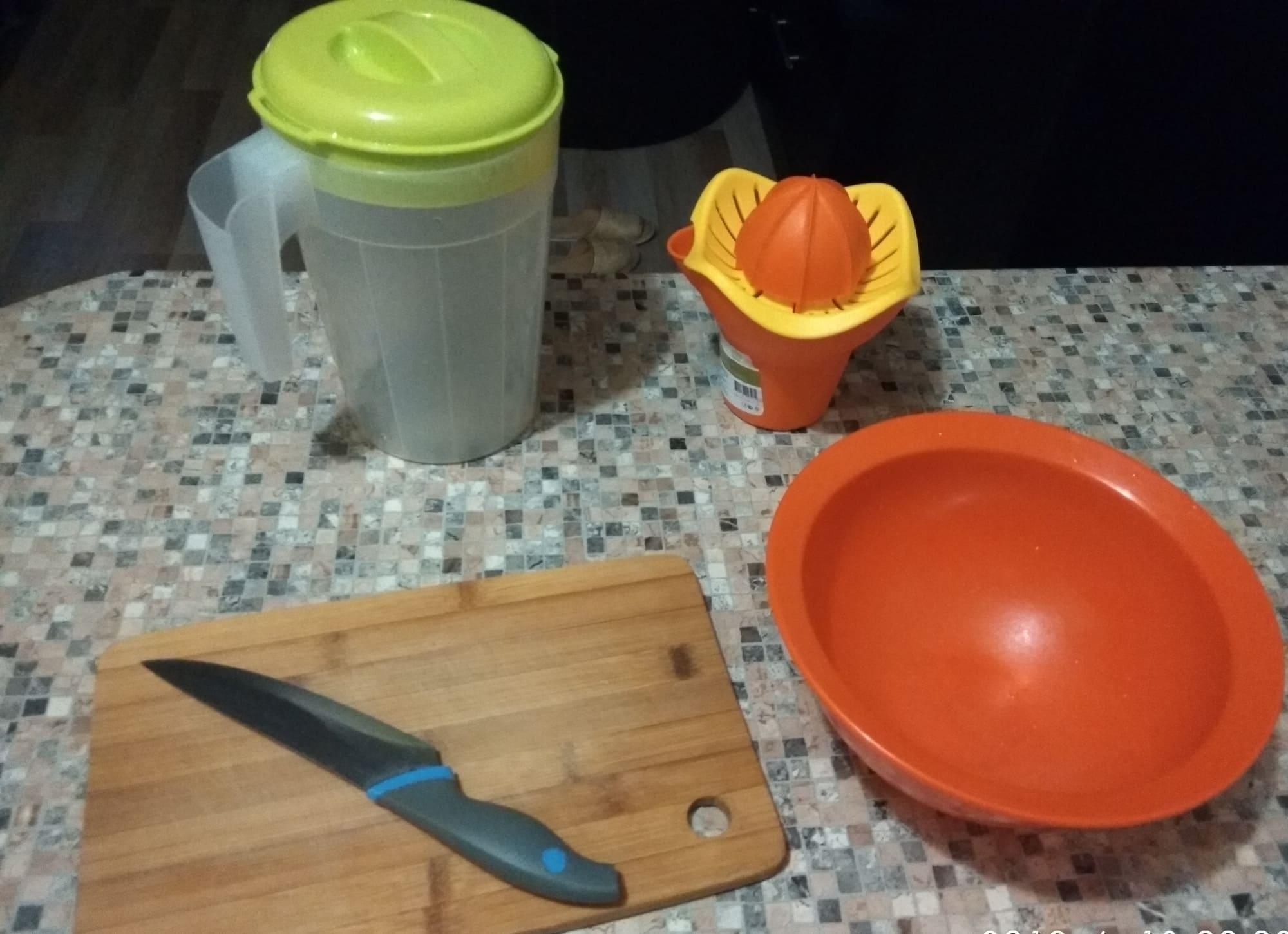 Посуда для лимонада