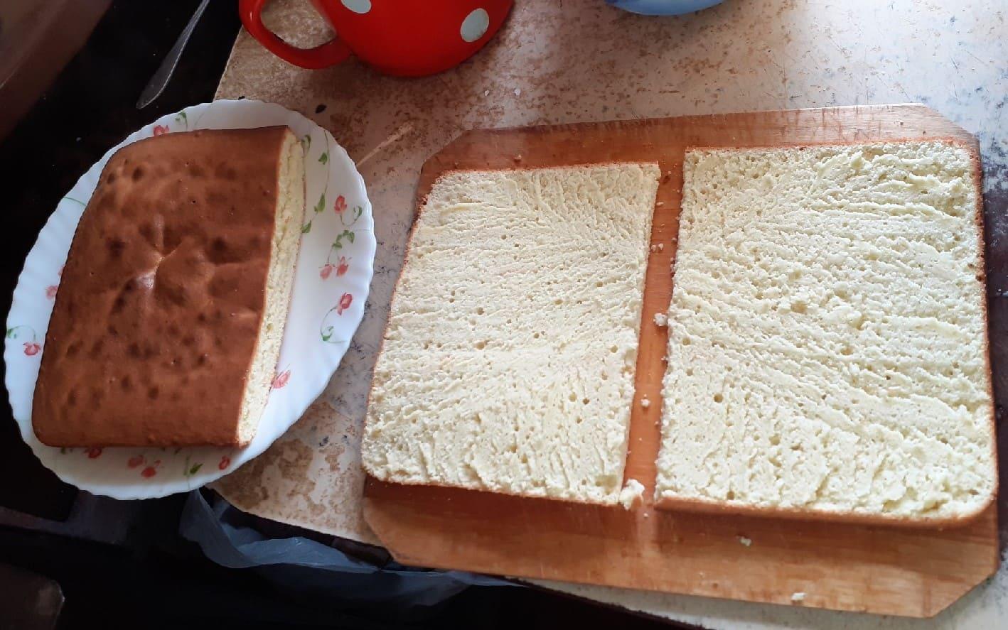 Торт чародейка приготовление