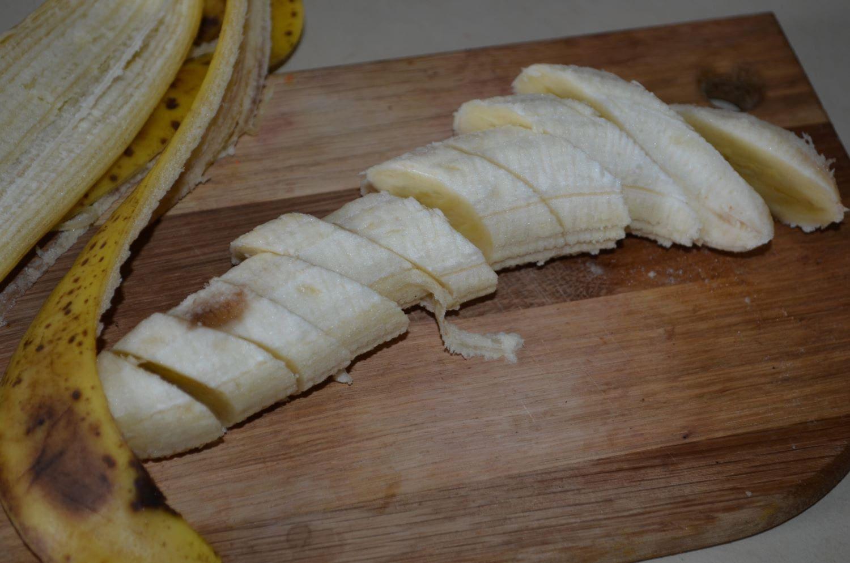 Рецепт в бананов в карамели