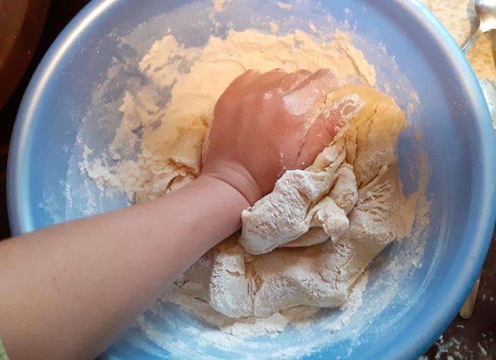 Приготовление торта Винни Пух